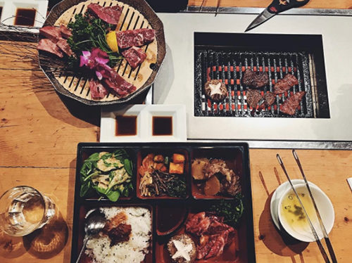 yakiniku japanese bbq new york nyc ny