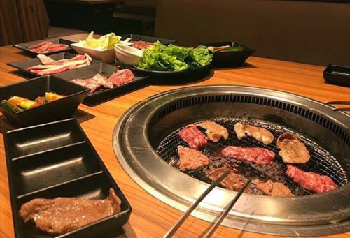 Yakiniku japanese bbq where to find it glutto digest - How to build a korean bbq table ...