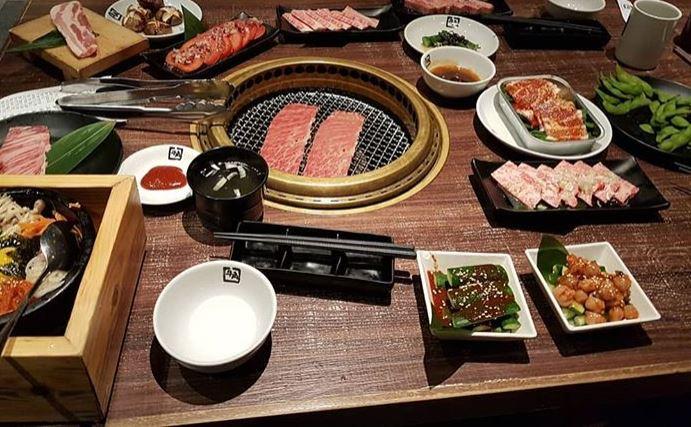 Yakiniku Japanese BBQ: the Japanese interpretation of Korean BBQ