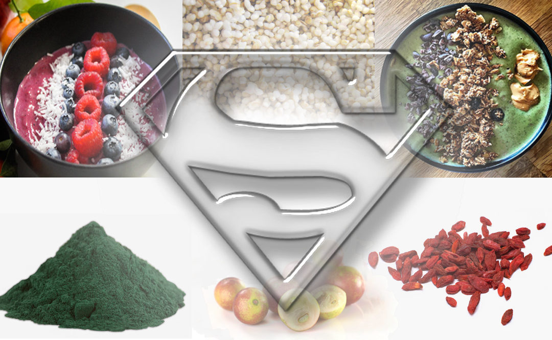 Exotic Superfoods: the lesser known healthiest foods in the world