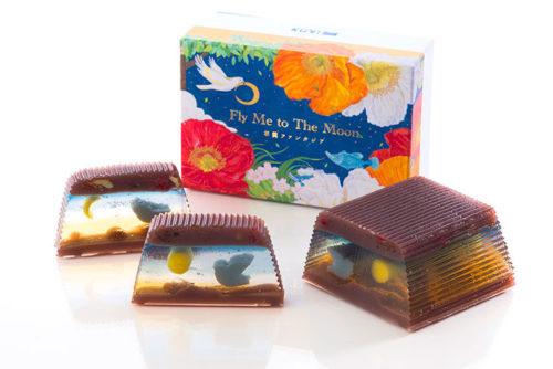 japanese story gelatin art