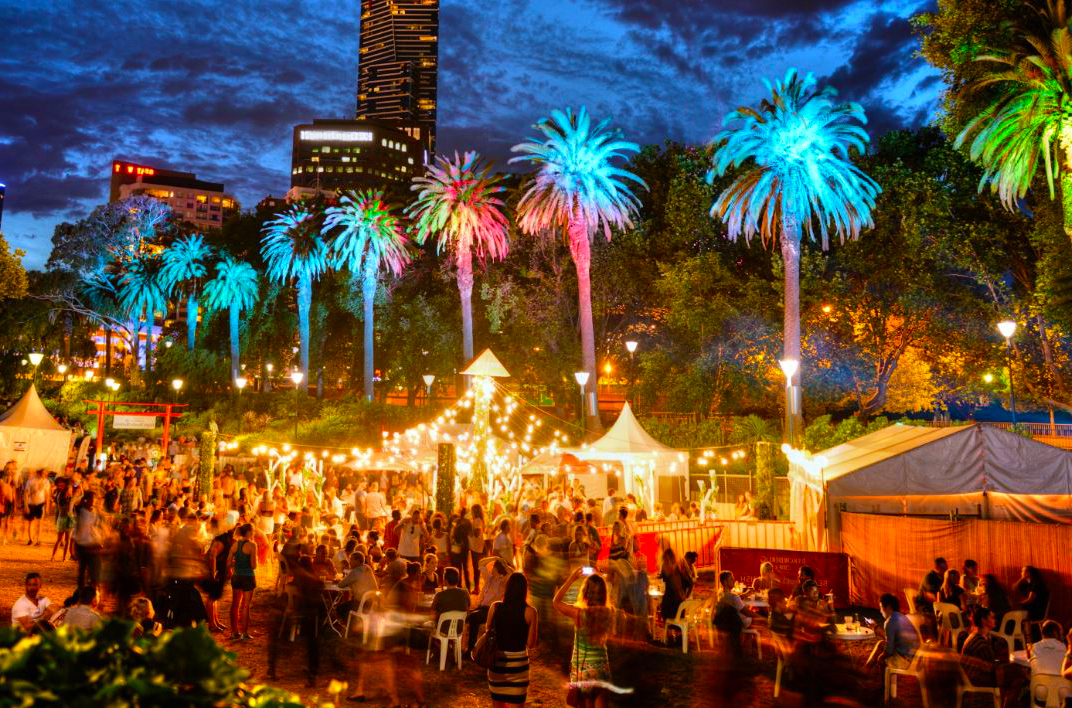 night markets food vendors stalls