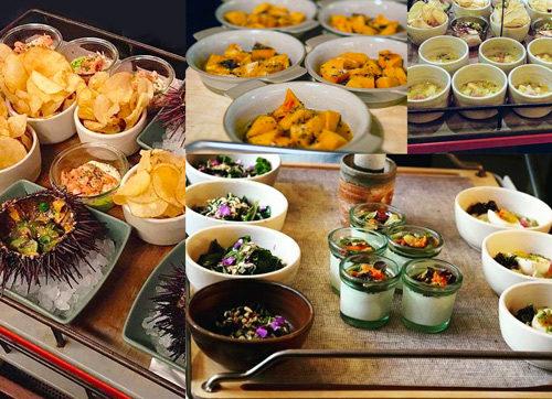 food cart restaurants dim sum style