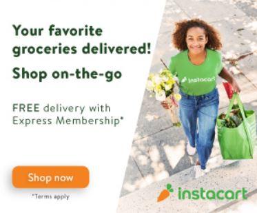 instacart food delivery