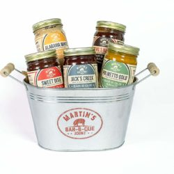 barbecue bbq sauce bucket