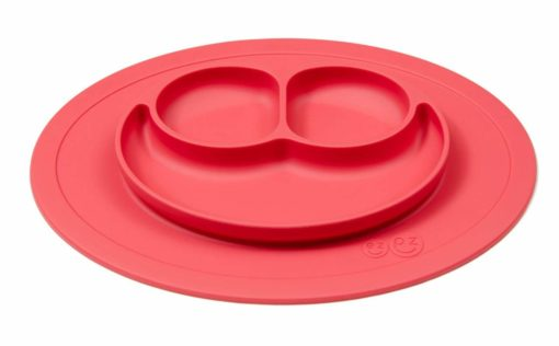 no-spill suction placemat and plate