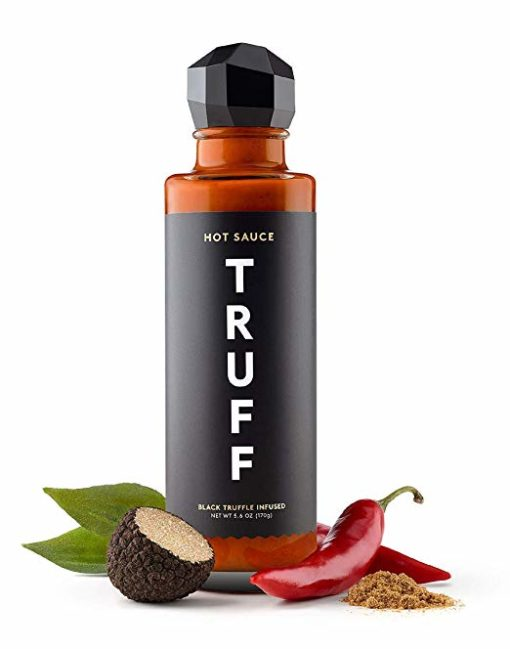 foodie food lover gifts truff truffle hot sauce