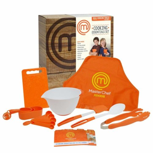 foodie food lover gifts masterchef junior cooking essentials set