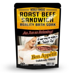 roast beef bath salts