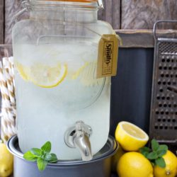 infused water drink dispenser