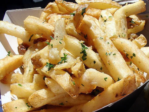 sf bay area foods garlic fries