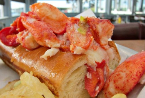 sf bay area foods lobster roll