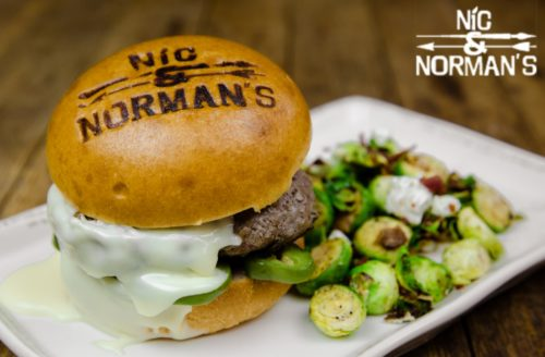 celebrity owned restaurants atlanta nic and normans
