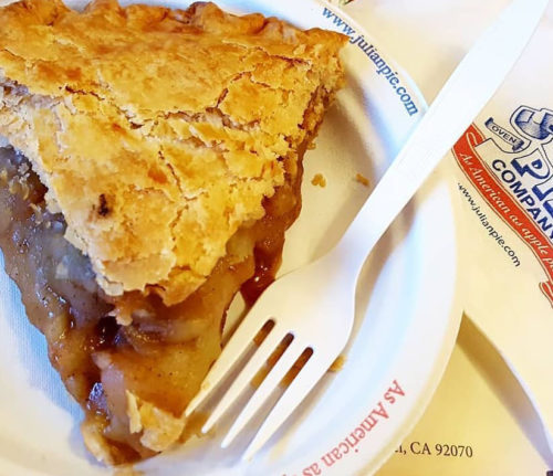 southern california los angeles san diego oc foods known for julian apple pie
