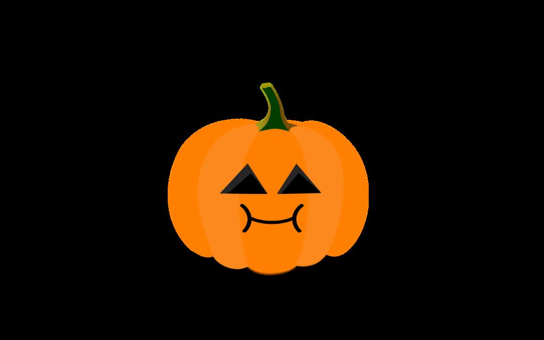 trick or treat yo self pumpkin