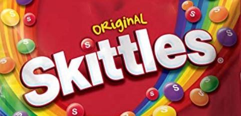 most popular halloween candy skittles