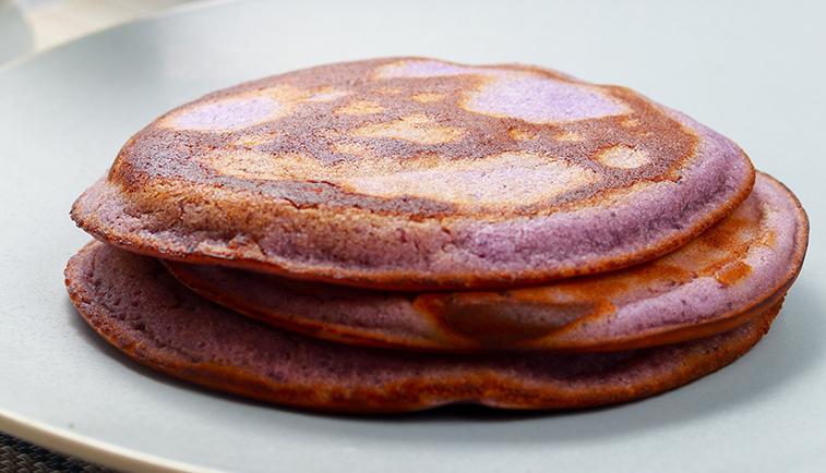 mochi pancakes