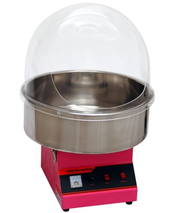 Benchmark USA 81011 Zephyr Cotton Candy Machine
