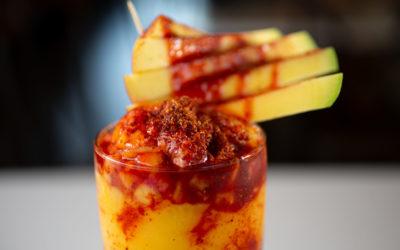Mangonada: a refreshing Mexican slushie with a kick
