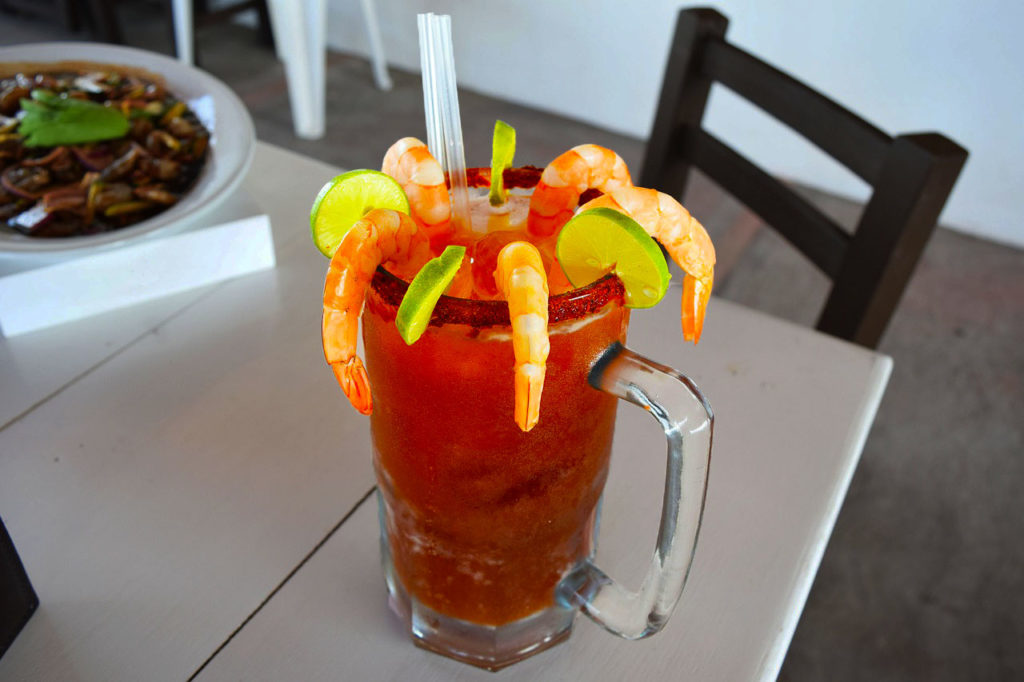 michelada mexican bloody mary