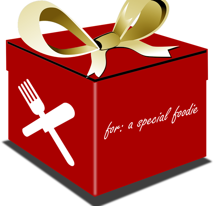 holiday gifts foodies