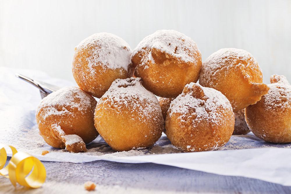 zeppole italian donut holes