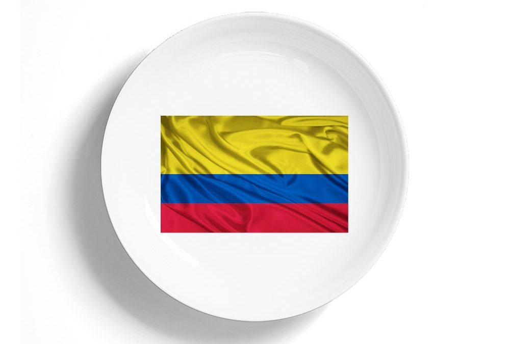 colombian food terms words
