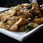 drunken noodles pad kee mao