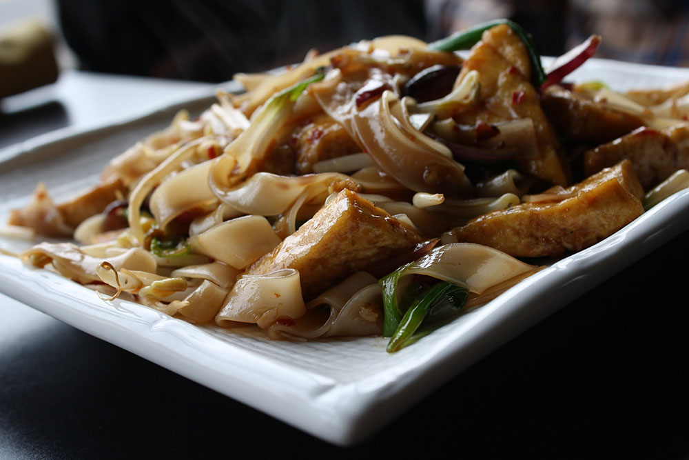 Drunken Noodles: get a kick from these spicy noods