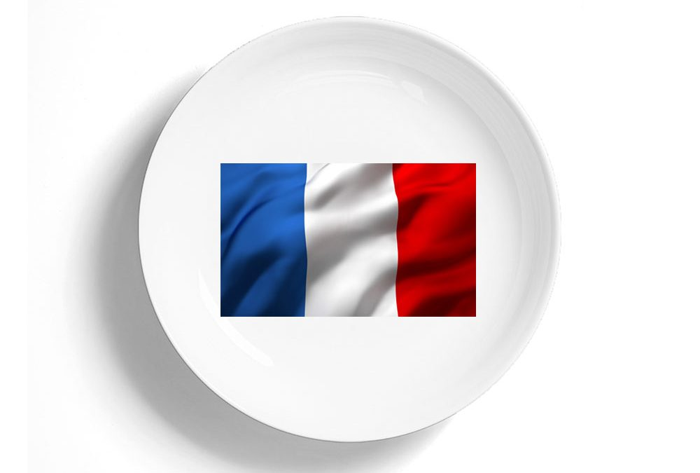france french food terms