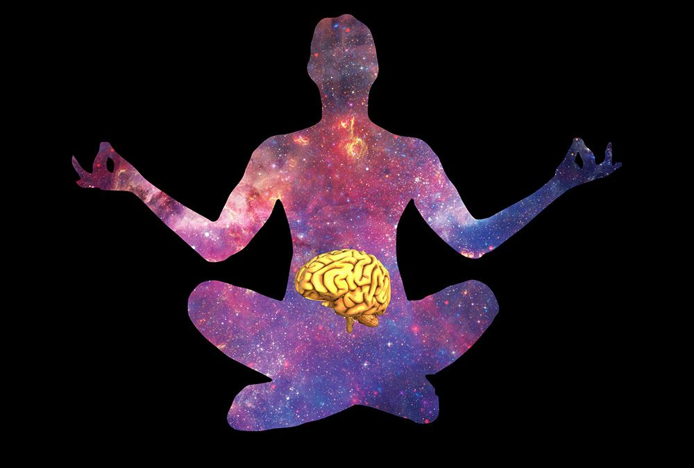Meditation for Digestion: tap into the mind-gut connection