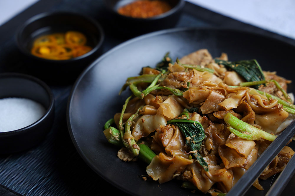 Pad See Ew: the Thai dish for non-spicy eaters