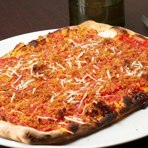 sfincione sicilian pizza