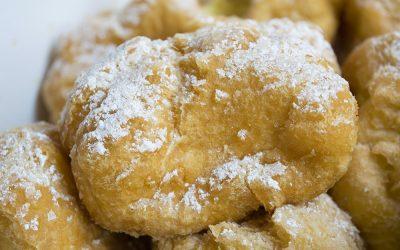 Sfingi: the original Italian doughnuts