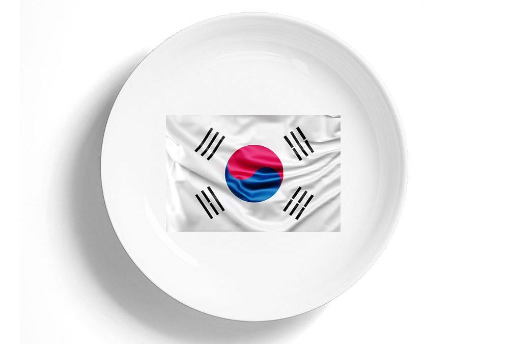 south korea korean food terms