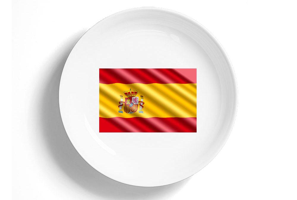 spain spanish food terms