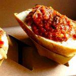 trapizzino Italian street food sandwich