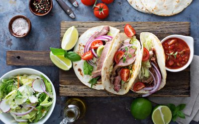 Mexican charcuterie board: not just nacho & taco platters