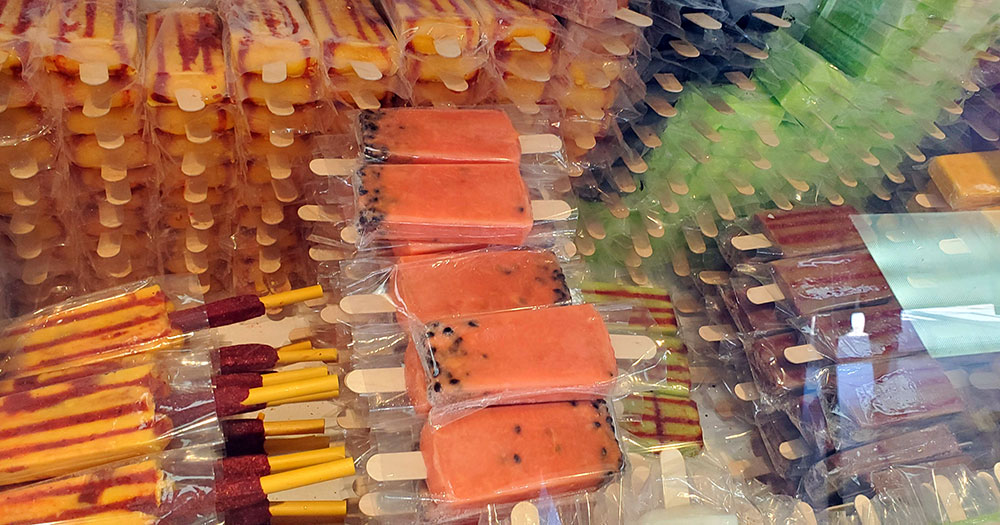 authentic mexican paletas from mexico