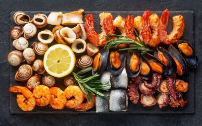 Seacuterie board: charcuterie ideas for seafood lovers