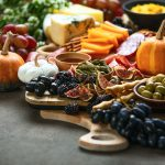 thanksgiving charcuterie board food platter