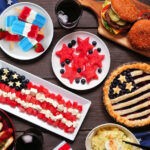 Fourth 4th of July Food BBQ barbecue picnic