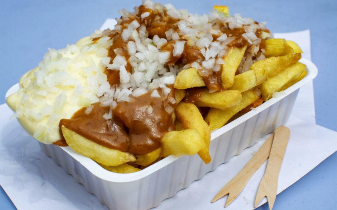 """Patatje Oorlog: Dutch """"war fries"""" lead taste buds to victory"""