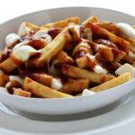 poutine gravy fries canadian canada