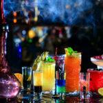 Halloween drinks cocktails beverages