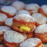 bomboloni bombolone bombolato Italian doughnuts donuts